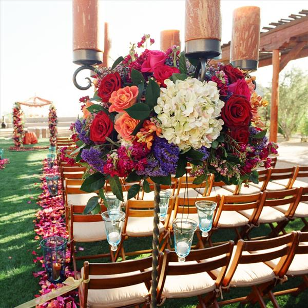 Outdoor Ceremony, Four Seasons, Scottsdale, AZ