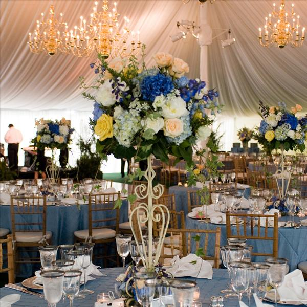 Tented Wedding, Ligonier, PA