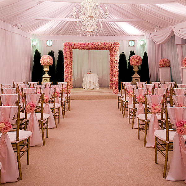 Wedding Ceremony Tent